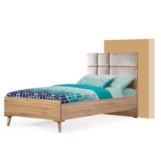 تخت خواب یکنفره آکارس مدل آرتاش