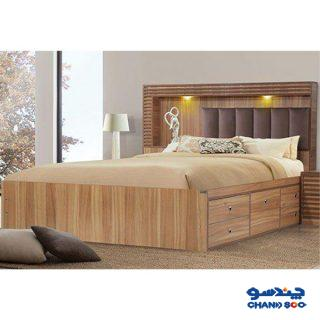 تخت خواب آکارس مدل آرام