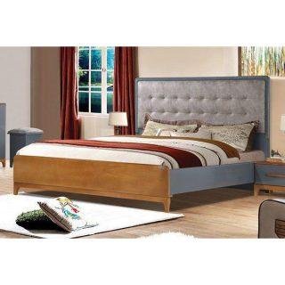 تخت خواب دونفره شیک آکارس مدل پارسا