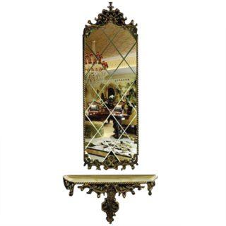 آینه آپادانا مدل ونیزی کوچک