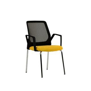 صندلی اداره و صندلی انتظار نیلپر با کاربری عمومی مدل OCF 666