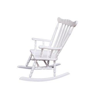 صندلی راک آمازون مدل عقابی توسکا سفید