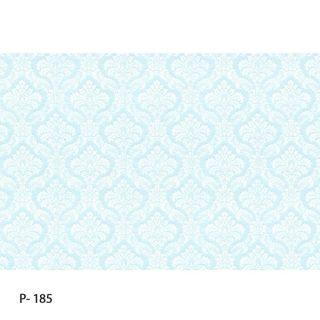 کاغذ دیواری پلاستر مدل رز p-185