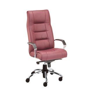 صندلی اداره و صندلي مديريتي پویا مدل M709