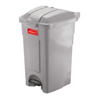 مخزن زباله پدالی ناصر پلاستیک مدل 4800