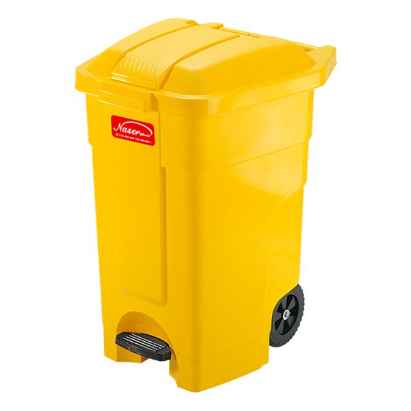 سطل زباله ناصر پلاستیک مدل 5000