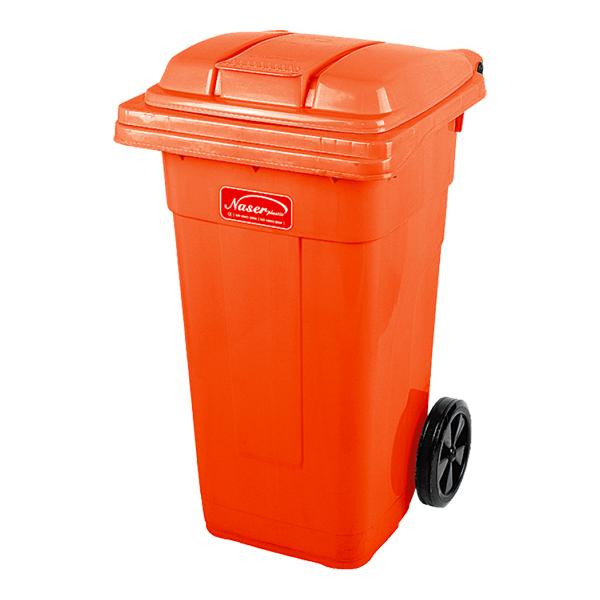 سطل زباله ناصر پلاستیک مدل 5100