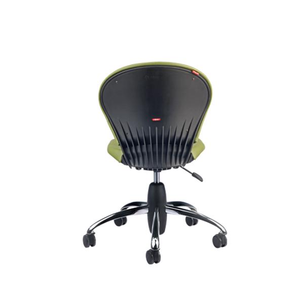 عکس از پشت صندلی کارمندی نیلپر مدل OCT 515X