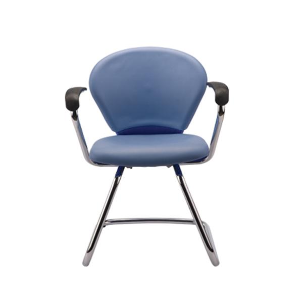 صندلی کنفرانسی نیلپر مدل OCC 515O با چندین رنگ چرم