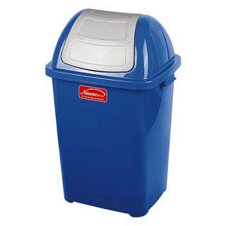 مخزن زباله بادبزنی ناصر پلاستیک مدل 5180