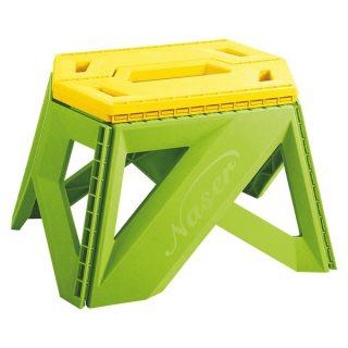 چهارپايه پلاستيكي تاشو ناصر پلاستیک مدل 616