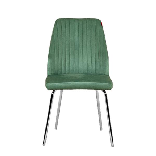 صندلی چهارپایه با رنگبندی پارچه