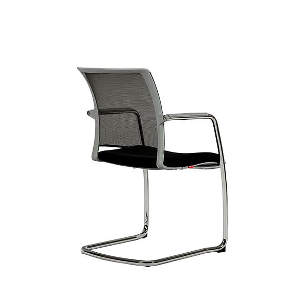 صندلی کنفرانسی نیلپر مدل OCC 450 با رنگ چرم