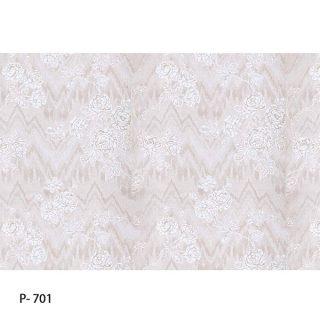 کاغذ دیواری پلاستر مدل رز p-701
