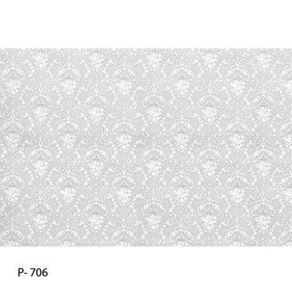 کاغذ دیواری پلاستر مدل رز p-706