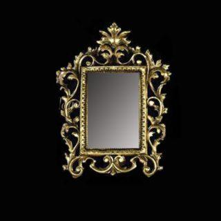 آینه آپادانا مدل برگی