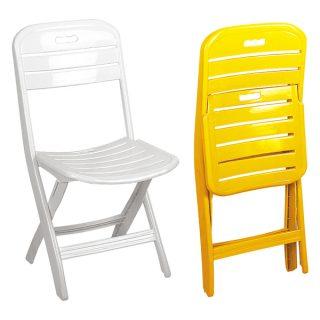 صندلی تاشو پلاستیکی ناصر پلاستیک مدل 835