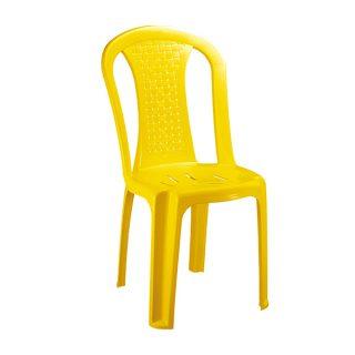 صندلی بدون دسته حصیری ناصر پلاستیک مدل 842
