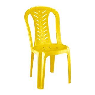 صندلی بدون دسته حصیری ناصر پلاستیک مدل 844