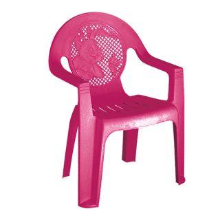 صندلی کودک دسته دار ناصر پلاستیک نمونه تام و جری مدل 860