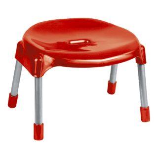 چهارپایه پایه فلزی کوتاه ناصر پلاستیک مدل 862
