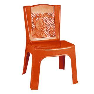 صندلی کودک بدون دسته ناصر پلاستیک نمونه تام و جری مدل 869