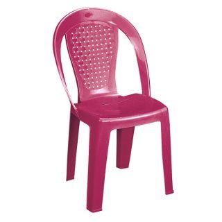صندلی بدون دسته حصیری ناصر پلاستیک مدل 942