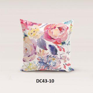 کوسن گل دار دستیکور DC43-10