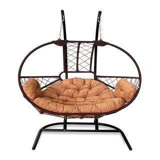 تاب ريلکسي یا صندلي تابي راشا مدل توپ دو نفره