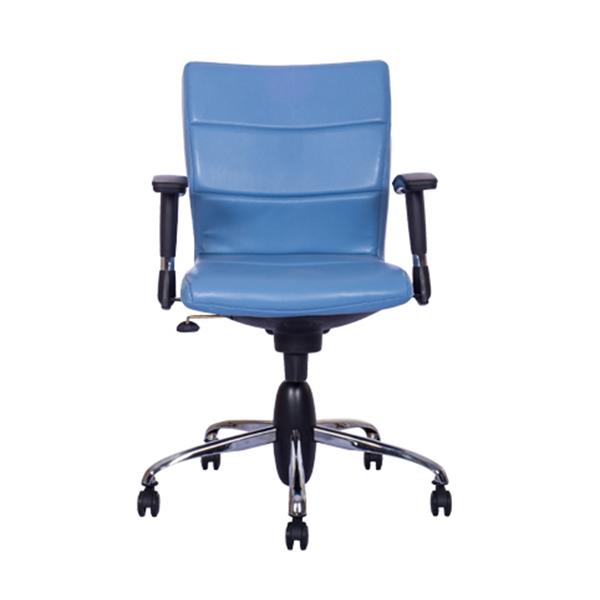 تنوع رنگی چرم صندلی کارمندی 700