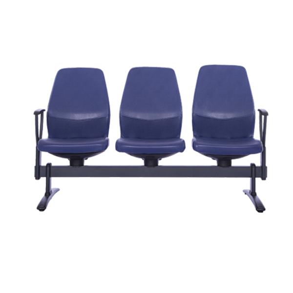 صندلی انتظار نیلپر 3نفره