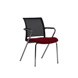 صندلی اداره و صندلی انتظار نیلپر با کاربری عمومی مدل OCF 450