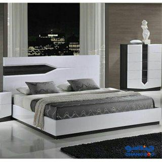 تخت خواب آکارس مدل 116