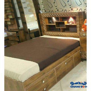 تخت خواب آکارس مدل 202
