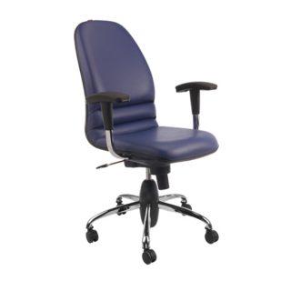 صندلی اداره و صندلی کارمندی نیلپر مدل OCT 700G