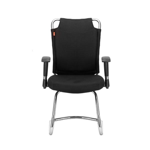 کالیته چرم صندلی کنفرانسی نیلپر مدل OCC 712P با قابلیت جابجایی دسته