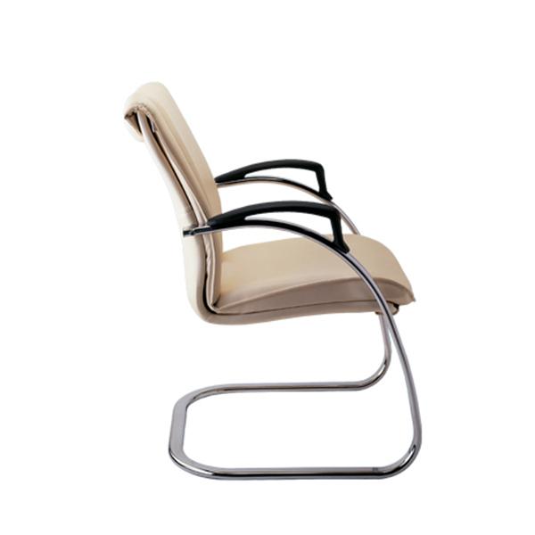 تنوع رنگ صندلی کنفرانسی نیلپر مدل OCC 809E با آبکاری نیکل