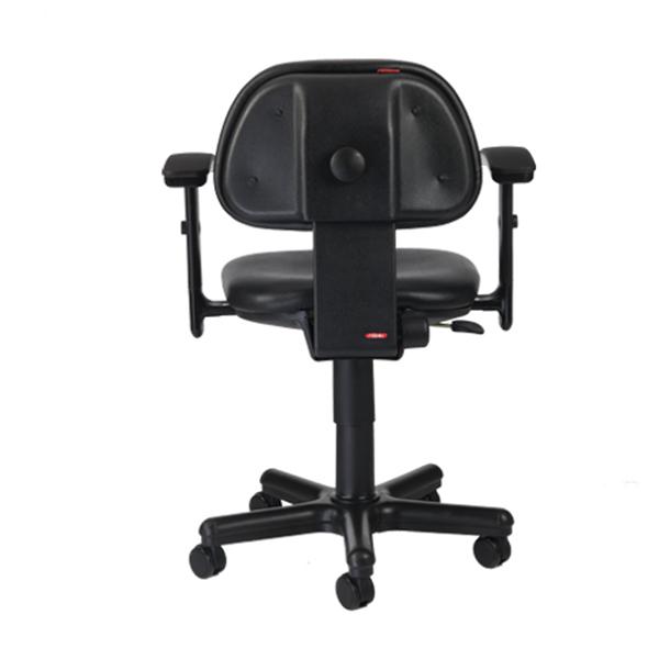 صندلی کارمندی نیلپر با رنگ مشکی