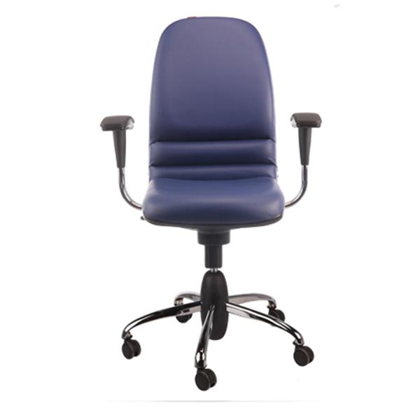 تنوع رنگبندی چرم صندلی کارمندی نیلپر