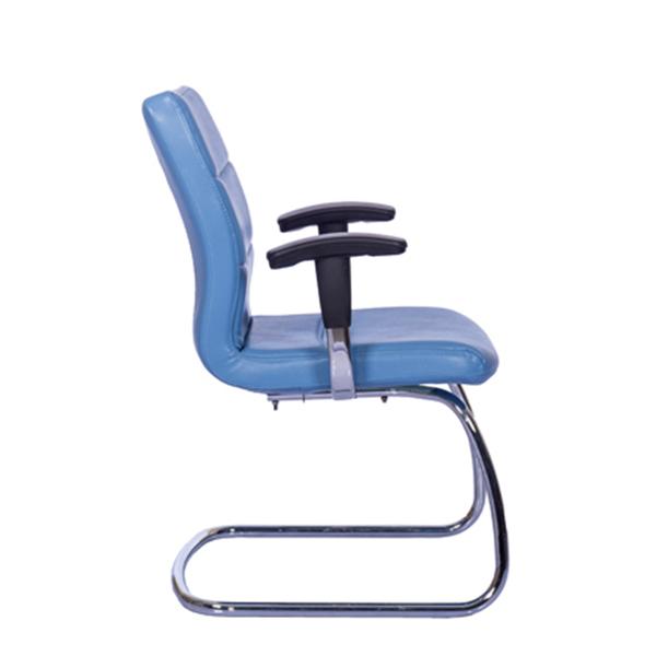 صندلی کنفرانسی نیلپر مدل OCC 603G با بدنه فولادی