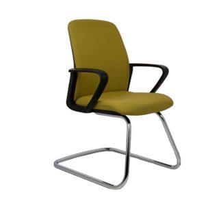 صندلی کنفرانسی نیلپر مدل OCC 740 با پشتی قابل جابجایی