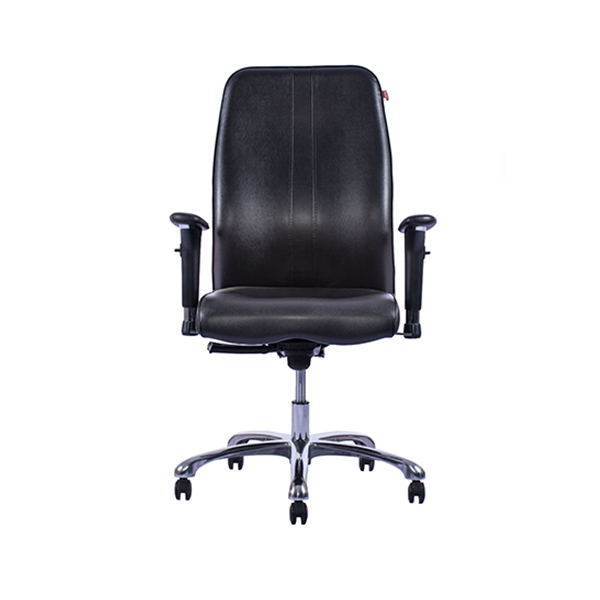 صندلی مدیریتی با پایه پنج پر