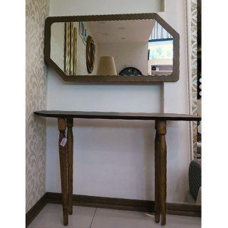 آینه و کنسول آرون مدل ساوان