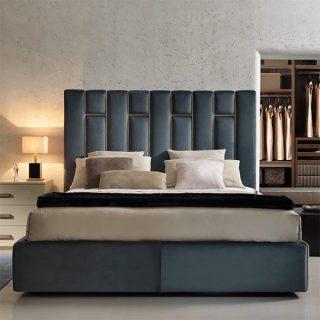 تخت خواب دونفره شیک تارکان یاتاک مدل B103