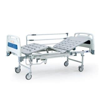 تخت سه شکن بستری الکتریکی مهران طب مدل BE600E