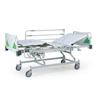 تخت سه شکن بستری الکتریکی مهران طب مدل BE610E