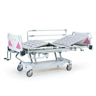 تخت سه شکن مکانیکی مهران طب