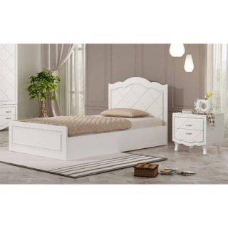 تخت خواب یکنفره سفیر مدل 3060
