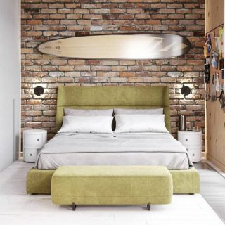 تخت خواب دونفره شیک تارکان یاتاک مدل A 102