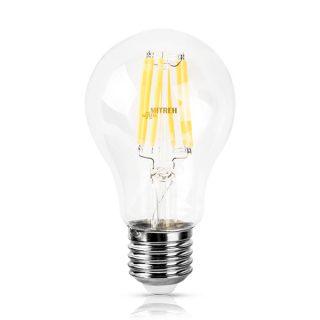 بسته بندی لامپ ال ای دی میتره مدل حبابی فیلامنت